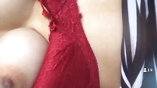 sexy girl on periscope