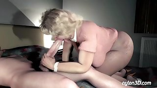 nylon3d compilation - realistic 3d animation - huge cocks vs milfs
